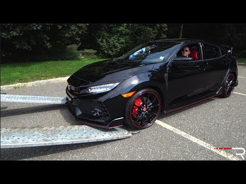 Buys a civic type r from north shore honda carultra for Honda north shore
