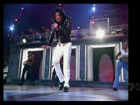 Michael Jackson - You Rock My World (2001 Final Concert)
