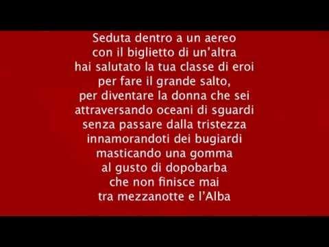 , title : 'Jovanotti - Gli Immortali con testo'