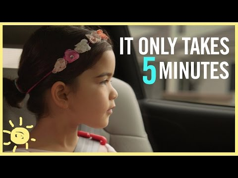 Ways to Connect With Your Kids in 5 Minutes (Quaker® Chewy Ad)