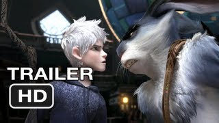 Nonton Rise Of The Guardians Official Trailer  2   Guillermo Del Toro  2012  Hd Film Subtitle Indonesia Streaming Movie Download