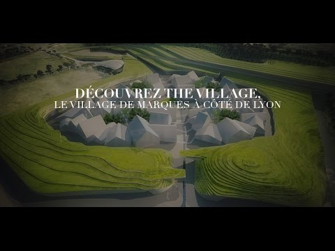 "Projet ""The Village"" à Villefontaine"