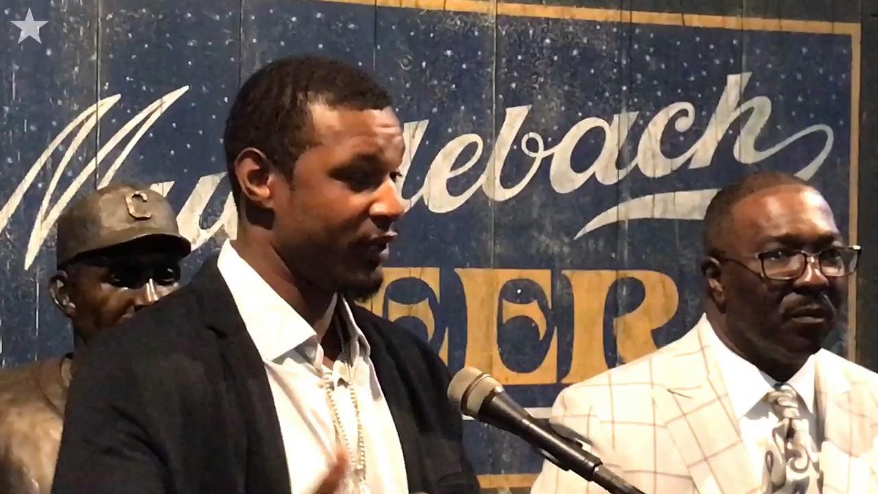Orioles outfielder Adam Jones on racism in the U.S