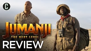 Jumanji: The Next Level - Movie Review by Collider