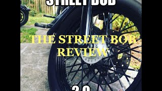 3. 2014 Harley Dyna Street Bob review