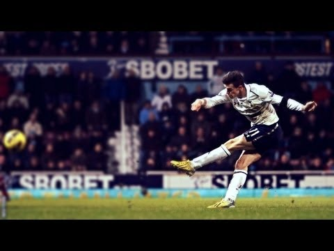 gareth bale 10 best goals in premier
