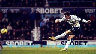 Die 10 schönsten Treffer des Gareth Bale