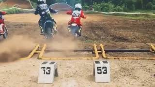 Agustin Barreneche - Campeón Nacional de Motocross.