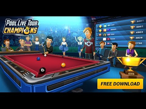 Pool Live Tour Champions - Video