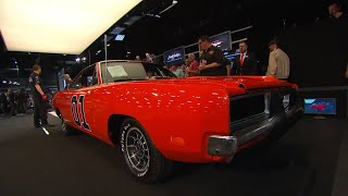 Dukes of Hazzard Collection Sells at Barrett-Jackson Scottsdale! by Motor Trend