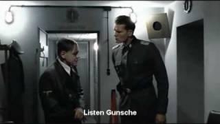 Hitler is informed Gunsche Is Lost