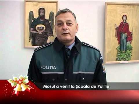 Mosul a venit la Şcoala de Poliţie
