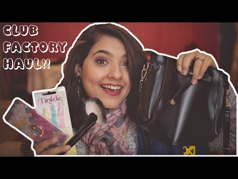 Club Factory Haul | Review and My Shopping Experience | #HerHappyFaceShops