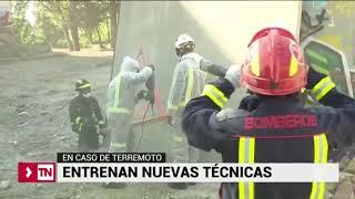 Jornada APTB/BOSCH sobre técnicas de rescate en entornos USAR