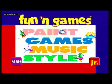 Fun 'N' Games 3DO