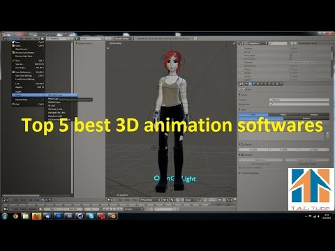 Top 5 Best 3D Animation Softwares