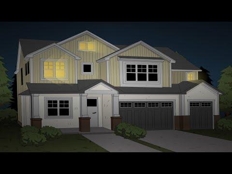 5 Psycho Neighbors Horror Stories Animated