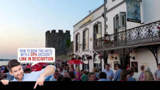Caernarfon United Kingdom  City pictures : Anglesey Arms, Caernarfon, United Kingdom, Review HD