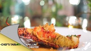 Video Chef's Table - Susi Pudjiastuti - Capellini Red Lobster MP3, 3GP, MP4, WEBM, AVI, FLV Maret 2019