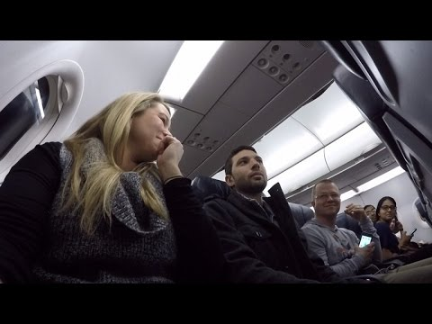 Video Pilot Surprises Husband By Announcing Wife's Pregnancy on Loudspeaker download in MP3, 3GP, MP4, WEBM, AVI, FLV January 2017