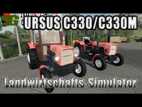 Ursus C330/C330M v0.9