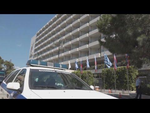 Δρακόντεια μέτρα ασφαλείας στο ξενοδοχείο που θα διανυκτερεύσει ο Ρώσος Πρόεδρος