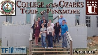 Hollister (MO) United States  city images : College of the Ozarks Tour of Pensmore 09-18-2014
