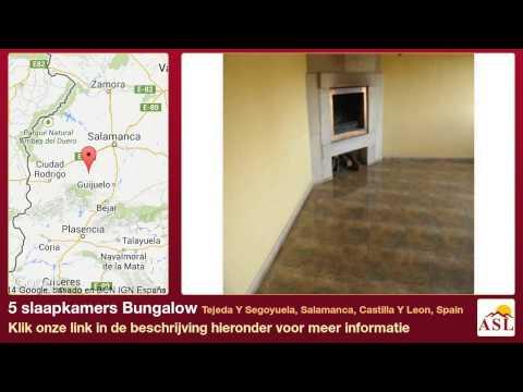 5 slaapkamers Bungalow te Koop in Tejeda Y Segoyuela, Salamanca, Castilla Y Leon, Spain