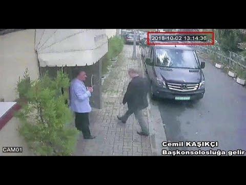 Αγωνία για την τύχη του Τζαμάλ Κασόγκι