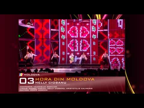 eurovision - My top 3 of each participating eurovision song contest country 2004 - 2013. The participating countries: Albania Andorra Armenia Austria Azerbaijan Belarus B...
