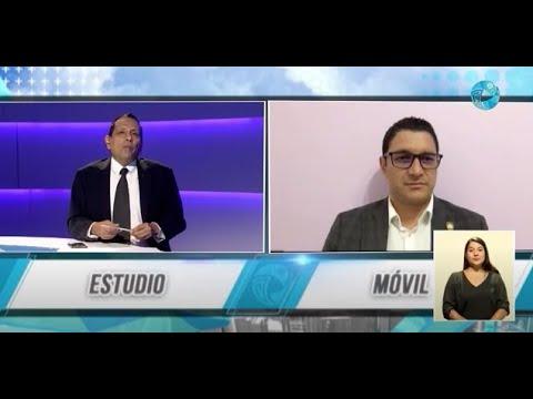 Entrevista Ministro de Salud, Daniel Salas - Balance diario entre salud, economia y nueva normalidad