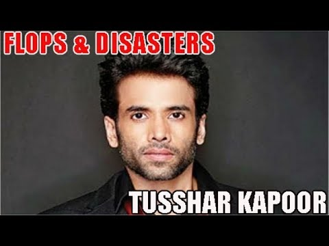 Tusshar Kapoor Flop Films List : Biggest Bollywood Flops & Disasters 🎥 🎬