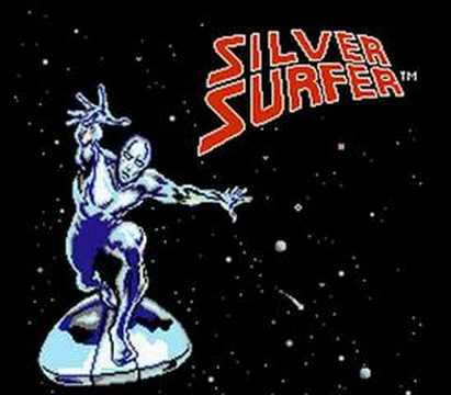 silver surfer nes cover