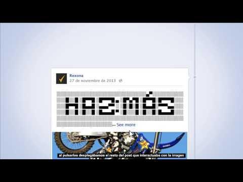 Rexona aprovecha las publicaciones de facebook para hacer más