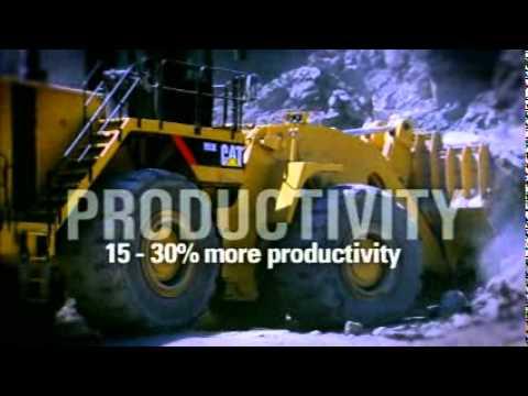 Video Cat 993K Wheel Loader - Proven Performer download in MP3, 3GP, MP4, WEBM, AVI, FLV January 2017