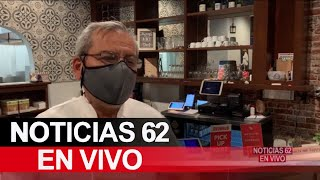 Restaurantes en peligro de quiebra – Noticias 62 - Thumbnail