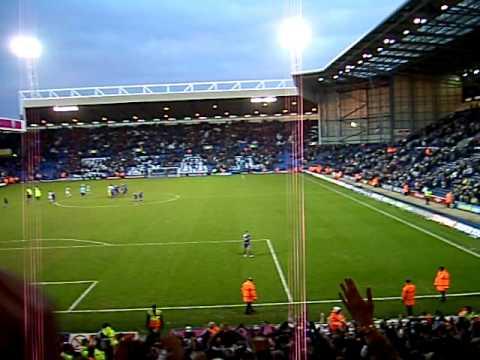 WBA versus Newcaste, en el estadio The Hawthorns