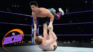 Nonton Gentleman Jack Gallagher Vs  Tj Perkins  Wwe 205 Live  April 11  2017 Film Subtitle Indonesia Streaming Movie Download