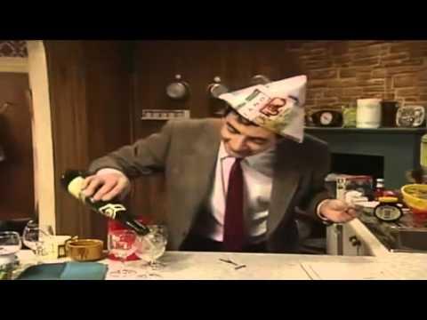 Hài Mr Bean Mở tiệc HÀI HƯỚC