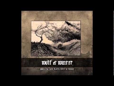Wolf & Winter - Insipid, As Mourners Over Tombs online metal music video by WOLF & WINTER