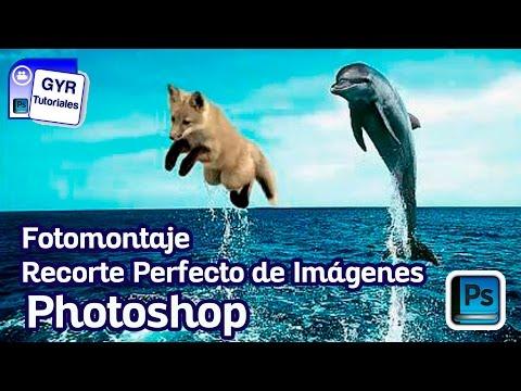 photoshop - Como hacer un Recorte Perfecto de Imagenes / Photoshop cs5 / tutorial fotomontaje en este tutorial aprenderas como debes recortar un objeto con la herramient...