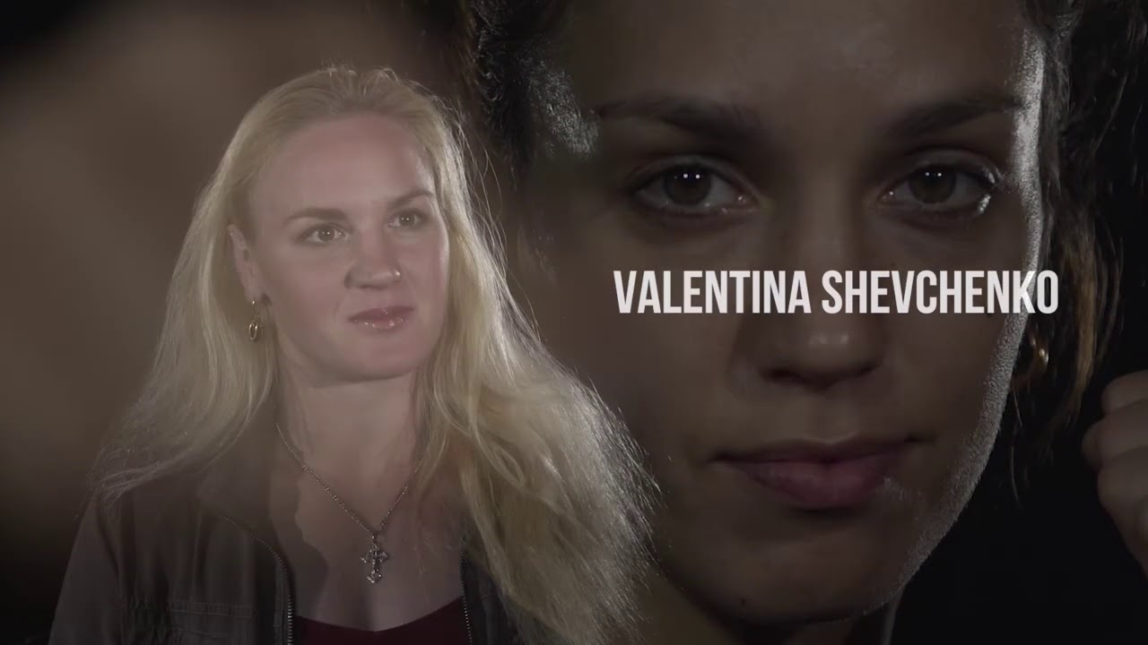 Valentina Shevchenko talks about Antonina Shevchenko