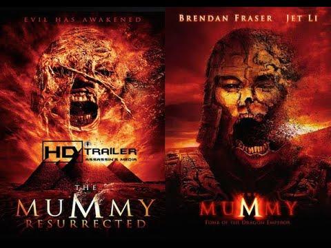 Mummy Reborn Official Trailer 2019 Horror Movie