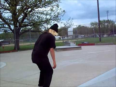 Sloppy Joe Romero Skating Oakland Park Topeka Kansas