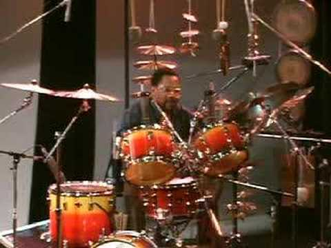 Billy Cobham, Herbie Hancock, and Ron Carter