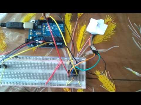 Utilisation d un moteur pas pas avec l arduino for Utilisation d un ohmmetre