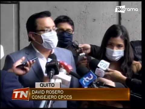 CPCCS denunció ante la FGE un nuevo caso de corrupción durante la pandemia