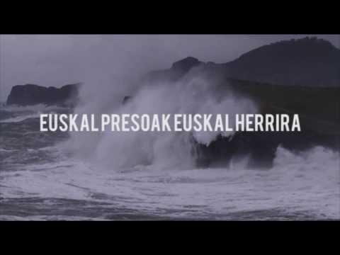 Señor Rajoy, usted no tiene puertas para este mar: #PresoakEuskalHerrira