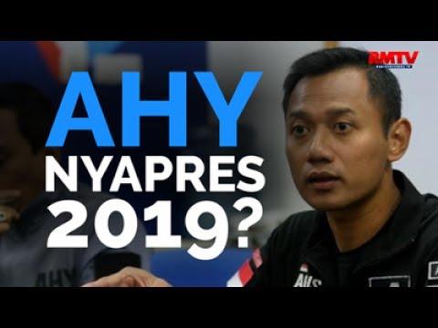 AHY Nyapres 2019?