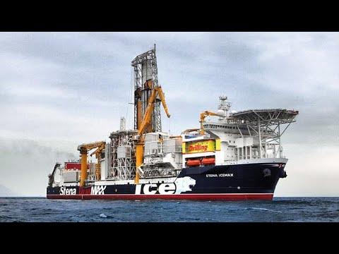 Στον «Γλαύκο» το Stena Icemax – Ολοκληρώθηκε η 1η γεώτρηση